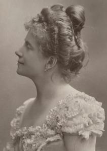 Paulina de Ahna, 1903