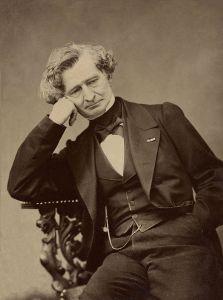 Hector Berlioz, 1863