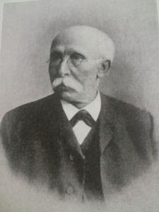 Franz Strauss, 1822