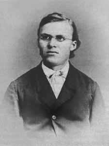 Friedrich Nietzsche 1864
