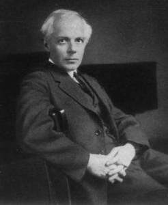 Béla Bartók, 1927