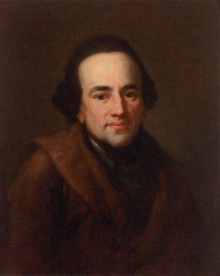 Moses Mendelssohn, en 1771 (Anton Graff)