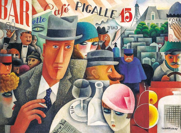 """""""Un Americano en París"""", de GeorgeGershwin"""